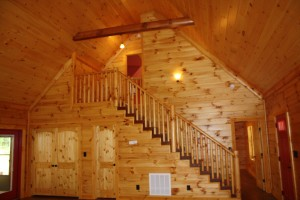 Cabin Log Homes NC